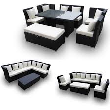 jamaican multipurpose sectional dining and sofa set great 2 for