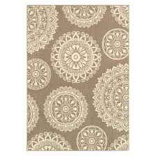 Shaw Living Medallion Area Rug 99 99 179 99 Shaw Living Medallion Area Rug Gray Target