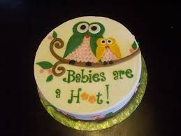 100 owl baby shower cake 94 best baby showers images on
