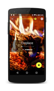 Fireplace With Music by Huemanic Android Apps On Google Play