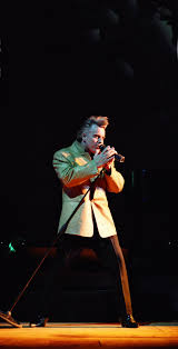 halfway to paradise the billy fury story palace theatre manchester