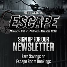 escape room games rated the best in saint louis missouri
