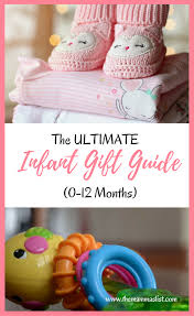 the ultimate infant gift guide 0 12 months the mamma s list