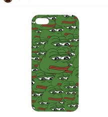 Sad Frog Meme - sad frog meme phone case on the hunt