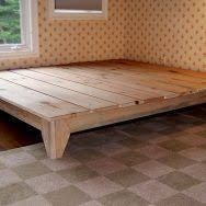 Platform Bed Project Plans by Best 25 Ikea Platform Bed Ideas On Pinterest Diy Bed Frame Diy