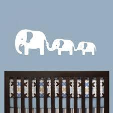 wall decals australia wall art stickers tree nursery baby room 3 elephants wall stickers elephants family