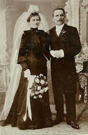 black wedding gowns history of the black wedding dress kentucky kindred genealogy