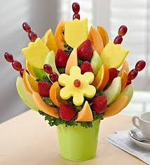 fruit flowers baskets 16 best fruit bouquets images on bouquets fruit and
