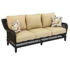 Outdoor Sofa Bed Outdoor Sofas Outdoor Lounge Furniture The Home Depot