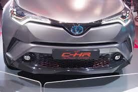 nissan juke vs toyota chr toyota c hr hy power concept promises more performance autoguide