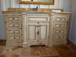 bathroom terrific distressed wood bathroom vanities diy media