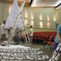 Church Stage Christmas Decorations Church Christmas Decorations Ideas Christmas Decore
