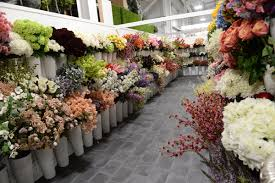 the brand new flower market at new covent garden market the
