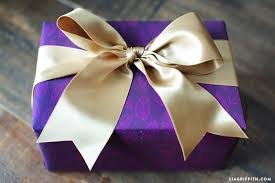 purple gift wrap fall harvest gift wrap lia griffith