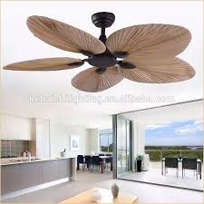 Ceiling Fan With Palm Leaf Blades by Wholesale Natural Style Fancy Palm Leaf Blade Decorative Ceiling