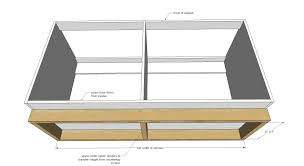 Building Cabinet Carcasses How To Build Kitchen Cabinets Ana White Kitchen Decoration