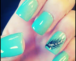 peacock nail painting ideas nationtrendz com