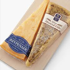 cheese gift château de courlat and reypenaer cheese gift set delivery