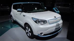 kia soul 2017 2017 kia soul ev exterior and interior paris auto show 2016