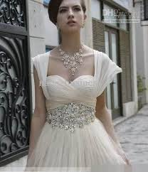 wedding dress party 2016 new new cap empire line wedding dresses party