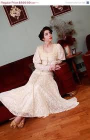 jugendstil brautkleid jahrgang der 1930er jahre brautkleid 30 s bias schnitt kleid