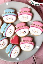 440 best decorated cookies christmas winter images on pinterest