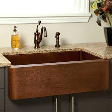 sinks trough sink kitchen island copper marble water trough sink