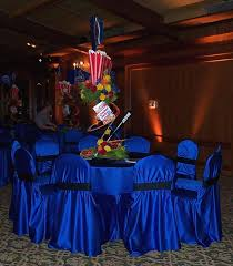 royal blue chair covers party photos pg 1