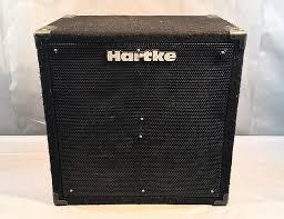 hartke 410xl bass cabinet hartke xl410 bass amplifier cabinet used reverb