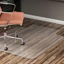 flooring best computer chair mat for hardwood floors chairs