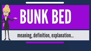 Bunk Beds Meaning What Is Bunk Bed What Does Bunk Bed Bunk Bed Meaning