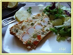 cuisiner le surimi de surimi à la macédoine oh la gourmande