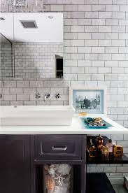 Subway Tile Ideas Bathroom by 45 Best Subway Tile Ideas Images On Pinterest Architecture