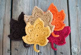 22 patterns for thanksgiving crochet for the