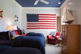 American Flag Bedding Looking Tommy Hilfiger Bedding Fashion Other Metro Traditional