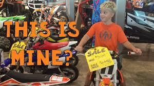 how to start motocross racing rocco riding ktm dirt bike youtube