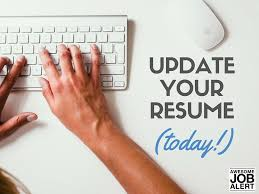 Best Resume Updates by Monster Update Resume Free Resume Example And Writing Download