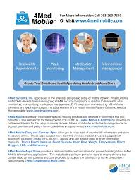 4med systems 4med mobile overview documents