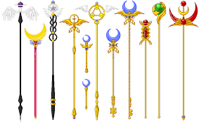 magic staff ideas