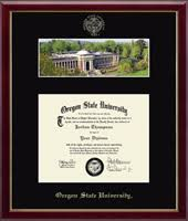diploma frames with tassel holder oregon state diploma frames church hill classics