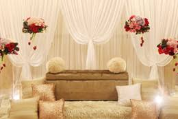 wedding backdrop material wedding backdrop material online backdrop material wedding for sale