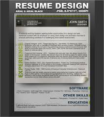 Free Creative Resume Design Templates Creative Resume Templates Free Word Pdf Documents Creative