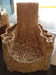 wine cork chair more