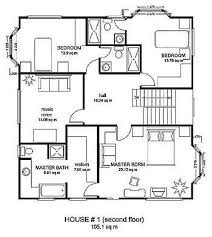 residential floor plan floor plan residential house house and home design