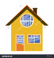 house big bright cute modern with chimney roof clipgoo exterior