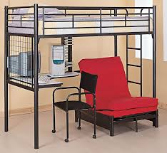 Black Metal Futon Bunk Bed Black Metal Futon Bunk Bed Bunk Beds