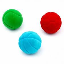 rubbabu 3 small balls in a net shopping india fab