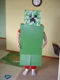 Halloween Minecraft Costumes 20 Creeper Costume Ideas Minecraft Costumes