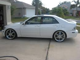 lexus is300 19 inch rims post pictures of your is300 with 19 s or 20 s page 5 clublexus