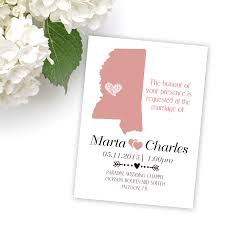wedding invitations jackson ms sle state wedding invitations mississippi invitations by r2